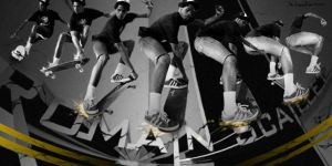 skate all day long by henlor