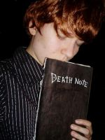 Death Note: It's up to me by Nenzie