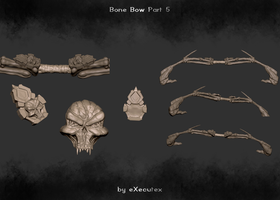 Bone Bow WIP 5 by eXecutex