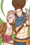 LoL : We're Peace by dhurain