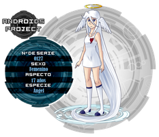 0127 (Blanca) - Androids Project by Rumay-Chian