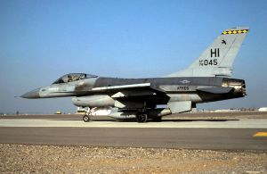 AFRES aircraft number two by F16CrewChief