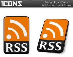 RSS icon by MGQsy