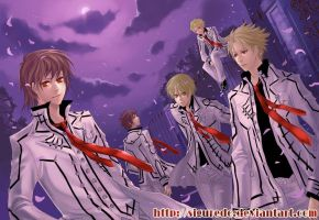 vampire knight - Night Class by siguredo
