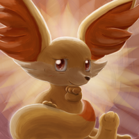 Fennekin Fable by Mewscaper