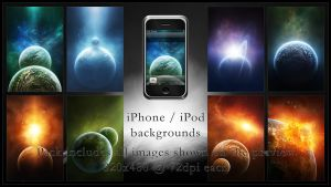 iPhone-iPod BG-pack by Funerium