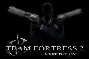 Team Fortress 2 Meet the Spy by Methados