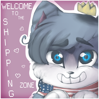 W E L C O M E ! TO THE SHIPPING ZONE! by QueenBirb