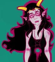 Dead Feferi Sketch by CoolLoser15