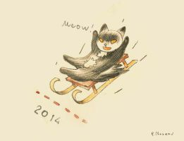 Ny Cat 2014 by priarius
