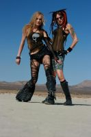 Wasteland Women by DirtyandDistressed