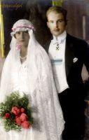 prince and princess of Thurn and Taxis by historicalgirl