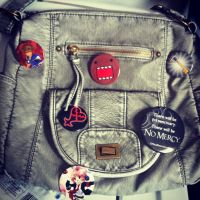 My New Purse That I Made Much Cooler by MysticKyuubi24