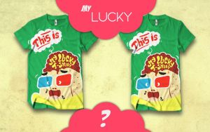 my lucky by skitchman