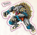 Tokka by Real-Warner