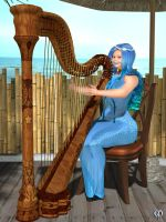 Harp by Chronophontes
