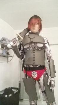 Armor WIP by synthetichumanity