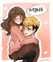 You Are Mine by Yunisaki