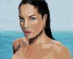 Angelina Jolie by kwm0304