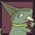Blade the Axew icon by J3rry1ce