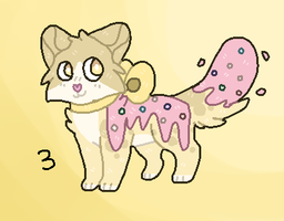 Reselling/offer to adopt my sugar cat :CLOSED: by Angrykarkat25