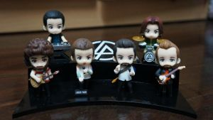 Mini Linkin Park by raticide