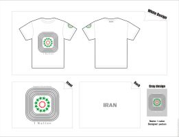 1 nation by iranians