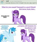 Ask Andromeda, Twilight's daughter by ShrapnelLeader