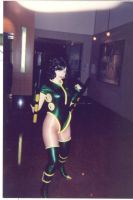 Orchid from Killer Instinct by supermario48067