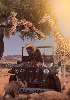 Safari by VanessaPadua