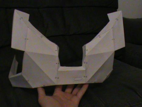 Mark V Chest Plate by Spartan-Ex117
