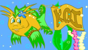 Koi and Proud by whysp80