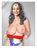 WW uncensored by HiTechArtist