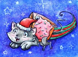 Merry Nyanmas by Whiskap
