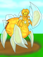 Hoffy-bot colors - Arcticktonic Lucy by PainfulElegy