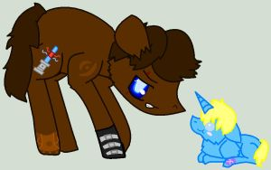 I don't under stand (Anakin and little Luke) by askAnakinpony