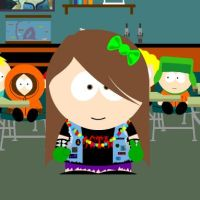 me southpark style by sam-the-vampire