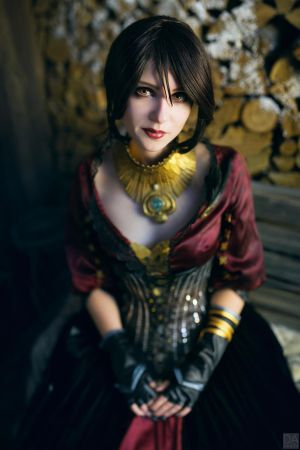 Morrigan. Dragon Age: Inquisition by SeleneDrummond