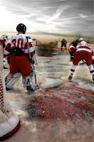 Hockey I by alindrooth