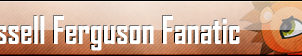 Fan Button: Russell Ferguson Fanatic by SilverRomance
