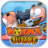 Worms Reloaded Game Icon by Wolfangraul