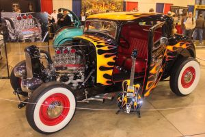 Flamin 32 Ford by DrivenByChaos