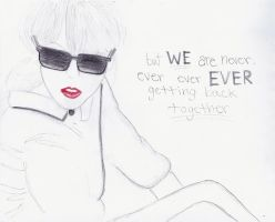 We are never ever getting back together by LinnStevens