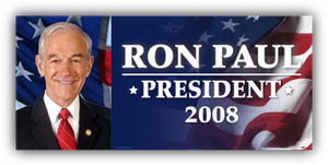 Ron Paul -- 2008 by JoeRockEHF