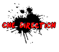 one direction texto png by nayiStyles