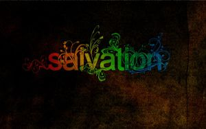 Salvation : Typography by LocalScriptE