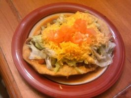 My Dads Navajo Taco by Sireontip