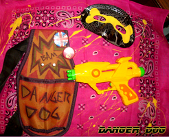 Danger Dogs Outfit by bloodyneptune