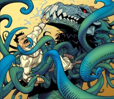 NolanVSmonster by RyanOttley