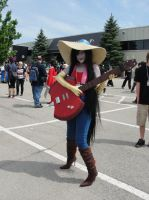 Marceline: Anime North 2012 by Sweeters